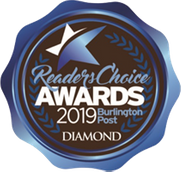 Readers Choice Award 2019 Diamond Logo