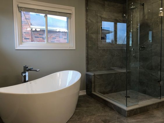 Shower & Bath Plumbing in Oakville, Burlington, Milton